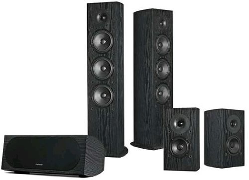 pioneer home theater speaker package